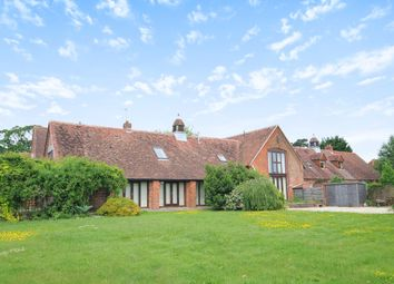 Thumbnail 5 bed barn conversion to rent in Courtyard House, Park Lane, Upper Swanmore, Southampton, Hampshire