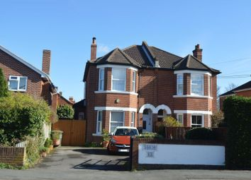 Thumbnail 3 bedroom semi-detached house for sale in Station Road, Netley Abbey, Southampton