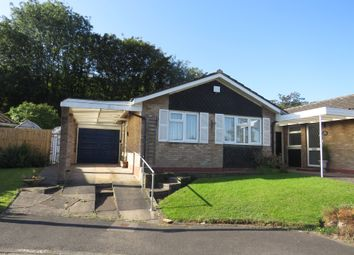 Thumbnail 2 bed bungalow for sale in Dovecote Close, Solihull