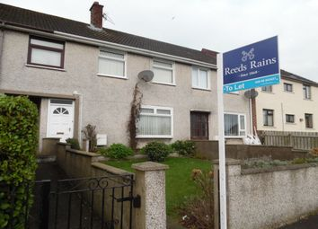 Thumbnail 3 bed terraced house to rent in East Way, Newtownabbey