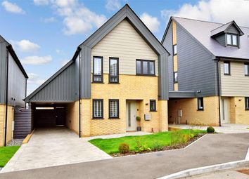 Thumbnail 3 bed detached house for sale in Commodores Close, Minster On Sea, Sheerness, Kent