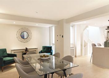 Thumbnail 3 bed end terrace house for sale in Grosvenor Gardens Mews North, Belgravia, London