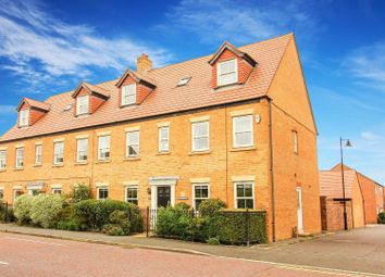 Thumbnail 6 bed semi-detached house for sale in Netherwitton Way, Gosforth, Newcastle Upon Tyne