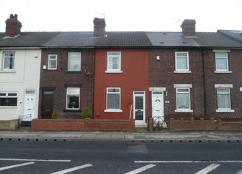 Thumbnail 2 bed terraced house to rent in Wombwell Lane, Barnsley