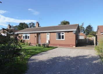 Thumbnail 4 bed bungalow for sale in Daneshill Road, Lound, Retford