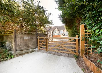 Thumbnail 3 bed semi-detached house for sale in Old London Road, Knockholt, Sevenoaks, Knockholt, Sevenoaks