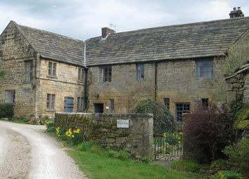 Thumbnail 7 bed farmhouse for sale in Lot 1 - Manor Farm, Dethick, Matlock