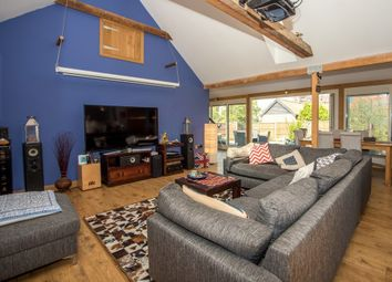 Thumbnail 2 bed barn conversion for sale in Chapel Road, Wattisfield, Diss, Suffolk