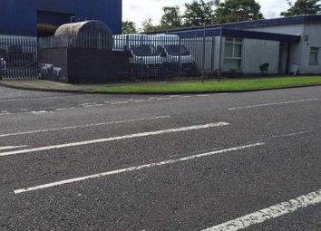 Thumbnail Light industrial to let in Napier Road, Cumbernauld