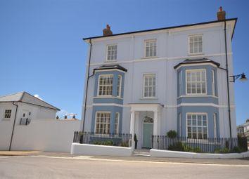 Thumbnail 4 bedroom detached house for sale in Crown Street West, Poundbury, Dorchester