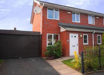 Thumbnail 3 bed semi-detached house for sale in Fremantle Avenue, Manchester