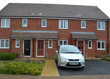 Thumbnail 3 bed terraced house for sale in Steinway, Bannerbrook, Coventry, West Midlands