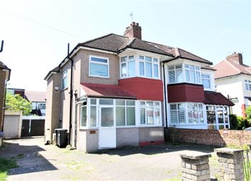 Thumbnail 4 bedroom semi-detached house to rent in Westerham Avenue, London