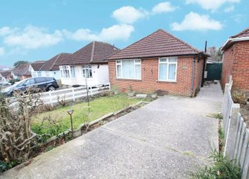 Thumbnail 2 bed detached bungalow for sale in Spencer Road, Southampton