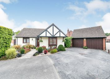 Tudor Rose Close, Stanway, Colchester CO3. 3 bed detached bungalow
