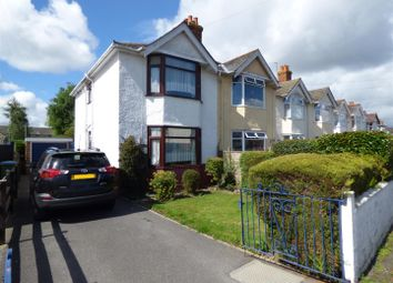 Thumbnail 2 bedroom semi-detached house for sale in High Firs Road, Southampton