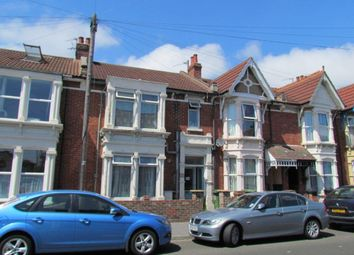Thumbnail 1 bed terraced house to rent in Winter Road, Southsea