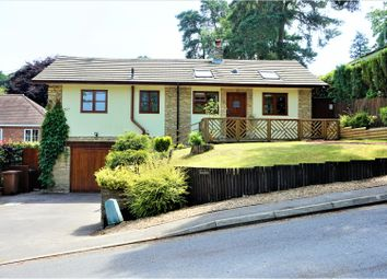 Thumbnail 4 bed detached house for sale in Carlton Road, Headley