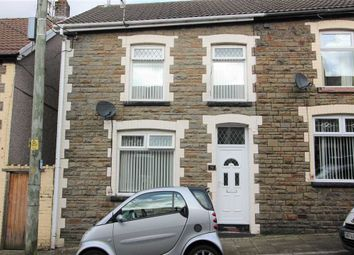 Thumbnail 3 bed terraced house for sale in Prichard Street, Tonyrefail, Porth