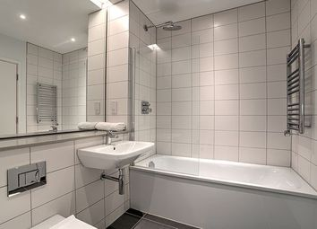 Thumbnail 2 bed flat to rent in Wharfside Point South, 4 Prestons Road, London