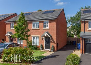 3 bed semi-detached house for sale in Darwin Drive, Leyland PR25