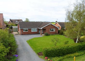 Thumbnail 4 bed detached bungalow for sale in Church Street, Long Bennington, Newark
