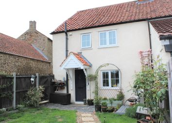 Thumbnail 2 bed cottage for sale in Council Bungalows, Wretton Road, Stoke Ferry, King's Lynn