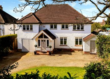 Thumbnail 5 bed detached house for sale in Firfield Road, Farnham, Surrey