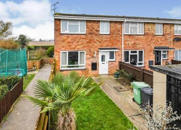 Thumbnail 3 bed end terrace house for sale in Foxglove Close, Witham