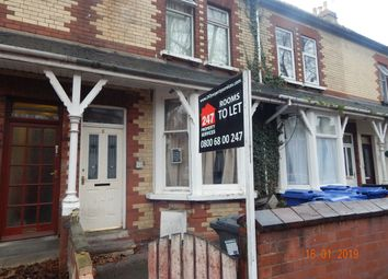 Thumbnail 1 bedroom studio to rent in Room 4, Glyn Ave, Doncaster