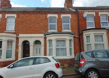 Thumbnail 3 bed terraced house to rent in Edinburgh Road, Northampton