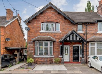 Thumbnail 4 bed end terrace house for sale in Earls Road, Stoke-On-Trent, Stoke-On-Trent