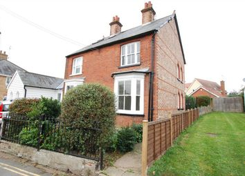 Thumbnail 3 bed semi-detached house to rent in Queen Street, Coggeshall, Essex