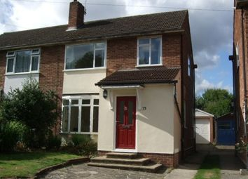 Thumbnail 3 bed semi-detached house to rent in Arnolds Avenue, Hutton, Brentwood