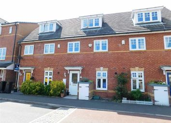 Thumbnail 3 bedroom town house for sale in Abbeyfield Close, Cale Green, Stockport