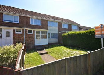 Thumbnail 3 bed terraced house for sale in Shaftesbury Avenue, Cheriton, Folkestone