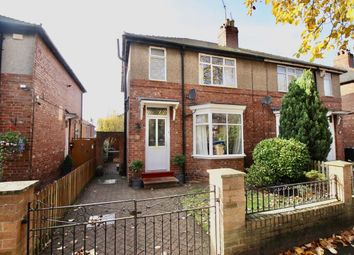 Thumbnail 3 bed semi-detached house for sale in Middleham Road, Darlington