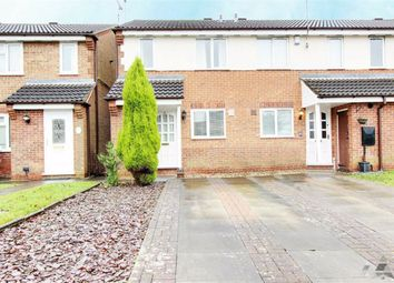 Thumbnail 2 bed end terrace house to rent in Morton Avenue, Clay Cross, Chesterfield, Derbyshire