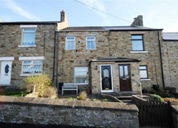 Thumbnail 2 bed terraced house to rent in West Terrace, Billy Row, Crook