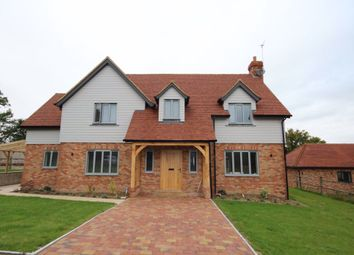 Thumbnail 4 bed detached house to rent in Howbourne Lane, Buxted, Uckfield