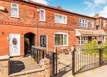 Thumbnail 3 bed end terrace house for sale in Priory Lane, Reddish, Stockport, Cheshire