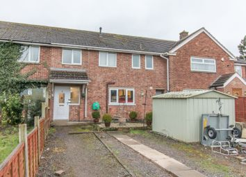 Thumbnail 3 bed terraced house for sale in Stanton Road, Elmesthorpe