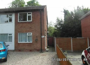 Thumbnail 2 bed flat to rent in Aqueduct Road, Shirley, Solihull