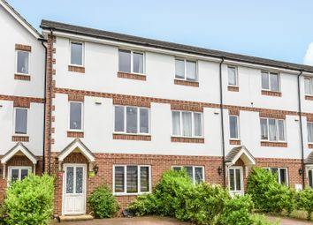 Thumbnail 4 bedroom town house for sale in Sailcloth Close, Reading