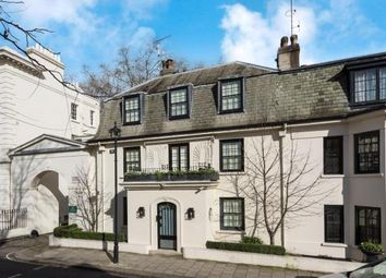 Thumbnail 4 bedroom semi-detached house to rent in Lowndes Place, Belgravia, London