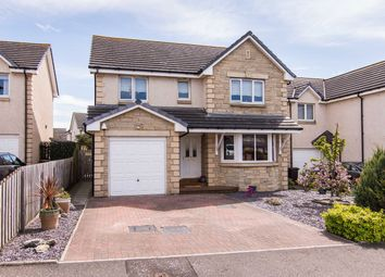 Thumbnail 4 bed detached house for sale in Brotherstones Way, Tranent, East Lothian