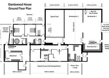 Thumbnail Commercial property for sale in Giantswood Lane, Hulme Walfield, Congleton