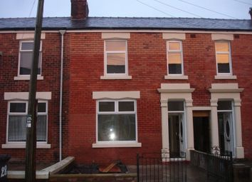 Thumbnail 3 bedroom terraced house to rent in Thorn Street, Ribbleton, Lancashire