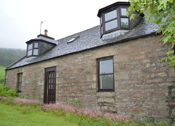 Thumbnail 4 bed detached house to rent in East Drumgowan, Leslie, Insch