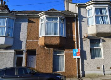 Thumbnail 2 bed terraced house to rent in Beaumont Avenue, Plymouth